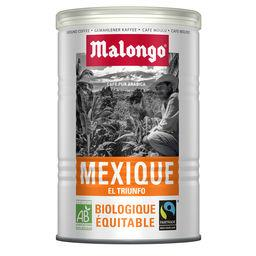 Café moulu Mexique BIO