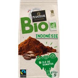 Café moulu Indonésie BIO