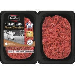 Steaks hachés Le Charolais façon bouchère