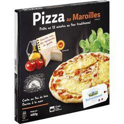 Pizza au Maroilles