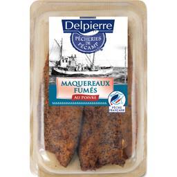 Filets de maquereaux poivre