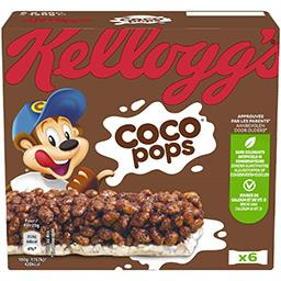 Kellogg's Coco Pops - Barres riz soufflé au chocolat