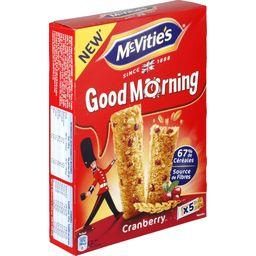 Biscuits Good Morning Cranberry