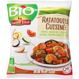 Saint Eloi Ratatouille cuisinée BIO le sachet de 600 g