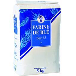Farine de blé type 55