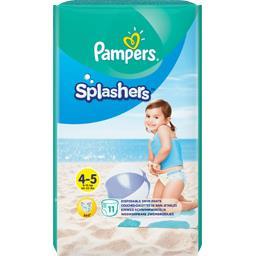 Couches-culottes de bain jetables splashers t4-5
