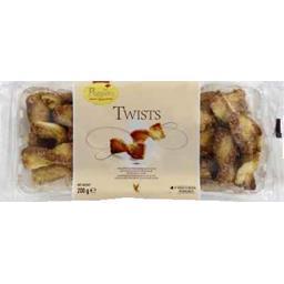 Biscuits feuilletés Twists