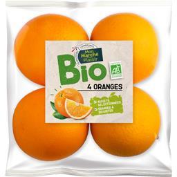 Oranges BIO dessert