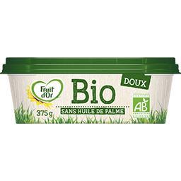 Margarine sans huile de palme, doux BIO