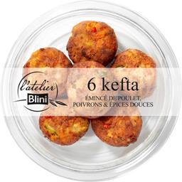 L'Atelier - Kefta émincé de poulet poivrons & épices douces