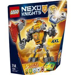Nexo Knights - La Super Armure d'AXL