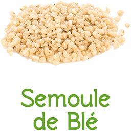 Semoule de blé BIO en VRAC