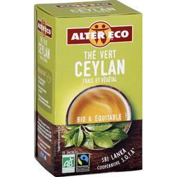 Thé vert Ceylan BIO