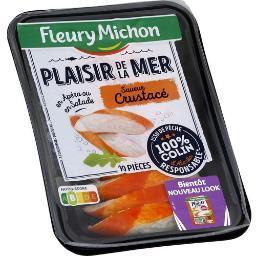 Plaisir de la Mer - Chair de Colin d'Alaska goût crustacé