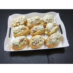 Mini Hot-dogs briochés