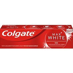 Dentifrice Max White One menthe sensation