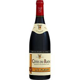 Côtes du Rhône, vin rouge