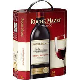 Vin de pays d'Oc rouge- Cabernet Sauvignon