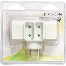 Quadriplite 230V-50Hz 3500W 16A 6A