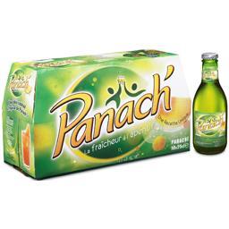 Panach' Panaché les 10 bouteilles de 25 cl