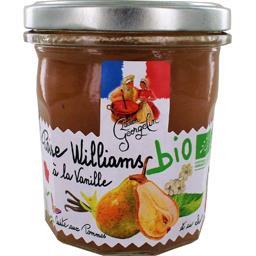 Préparation de poires williams à la vanille BIO