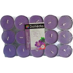 Bougie parfumée chauffe plat mûre violette