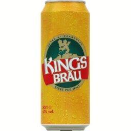 Bière blonde pur malt
