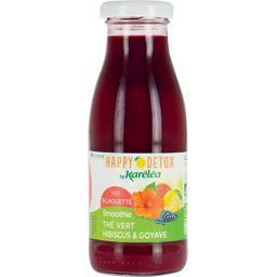 Karéléa Happy Détox - Smoothie thé vert hibiscus Ma Silhouet... la bouteille de 25 cl