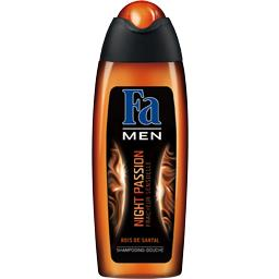 Men - Shampooing douche Night Passion bois de santal