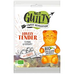 Bonbons Lovely Tender goût fruits BIO
