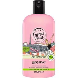 Energie Fruit Gel douche goyave le flacon de 500 ml