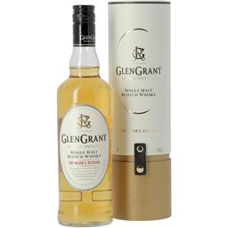 Glen Grant Scotch Whisky The Major's Reserve la bouteille de 70 cl + l'étui