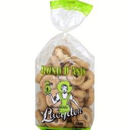 Rond-anis, biscuits à l'anis vert