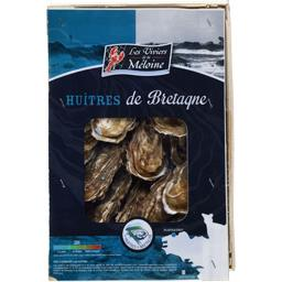Huîtres de BRETAGNE N°3