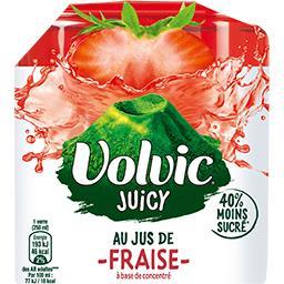 Boisson Juicy fraise