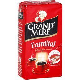 Café moulu Familial
