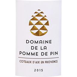Coteaux d'Aix en Provence 2015, vin rosé