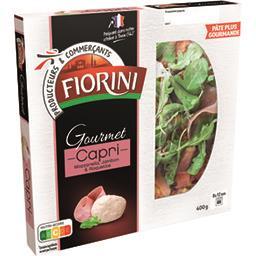 Gourmet Fiorini  - Pizza Capri mozzarella jambon & roquette