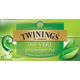 Thé vert simplement Pur