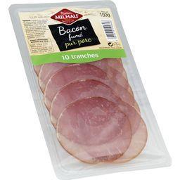 Bacon fumé pur porc