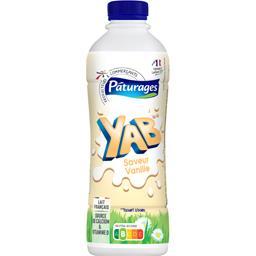 Yab - Yaourt à boire saveur vanille