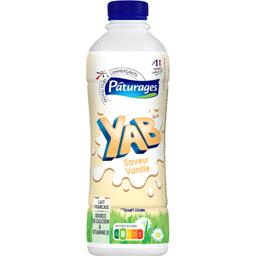 Yab - Yaourt à boire sucré à la vanille