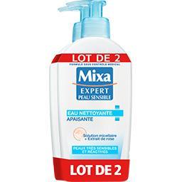 Expert Peau Sensible - Eau nettoyante apaisante, peaux très sensibles & réactives