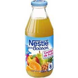 P'tite Boisson - Cocktail de  fruits, dès 8 mois