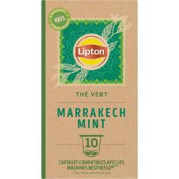 Capsules de thé vert Marrakech Mint