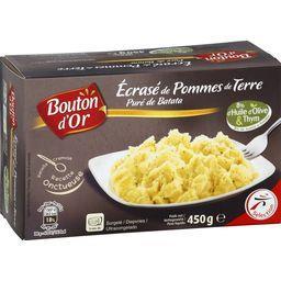 Ecrasé de pommes de terre huile d'olive & thym