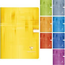 Cahier piqué 24x32,  96 pages grands carreaux
