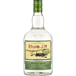 Rhum blanc agricole AOC Martinique JM
