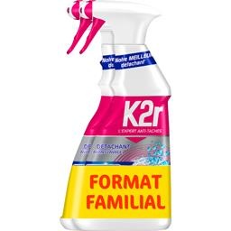 K2r Détachant Super Power le lot de 2 pistolets de 500 ml