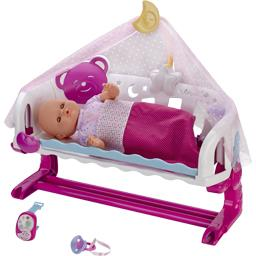 Nenuco dort avec moi et son Baby Monitor